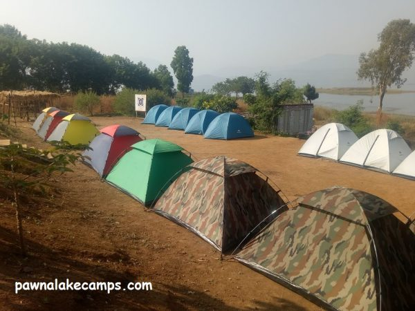 Pawna Camp Tents