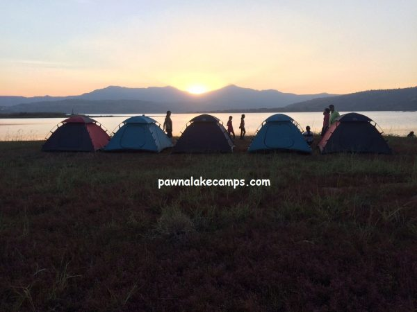 Pawna Lake Camps Tents