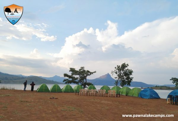 Location G pawna lake camps